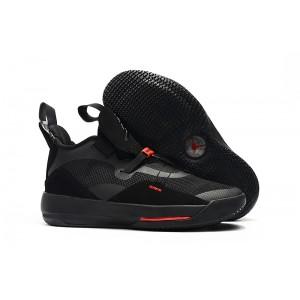 Air Jordan 33 Black Red Shoes