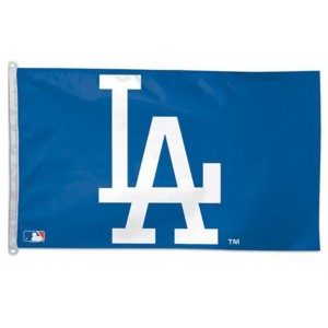MLB Los Angeles Dodgers Team Flag   1