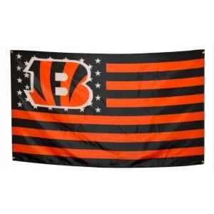 NFL Cincinnati Bengals Team Flag   1