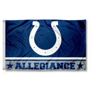 NFL Indianapolis Colts Team Flag   2