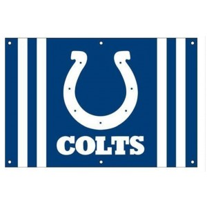 NFL Indianapolis Colts Team Flag   3