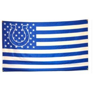 NFL Indianapolis Colts Team Flag   4