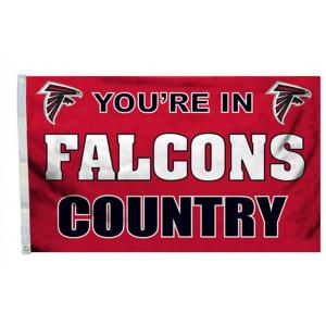 NFL Atlanta Falcons Team Flag