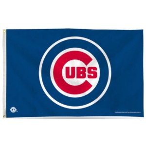 MLB Chicago Cubs Team Flag