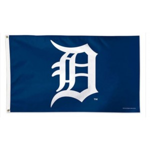 MLB Detroit Tigers Team Flag
