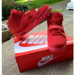Nike Air Yeezy II - Red October Shoes