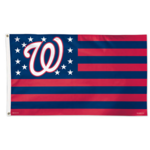 MLB Washington Nationals Team Flag   1
