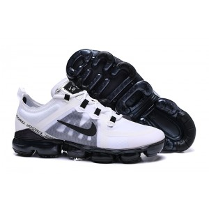 Nike Air Max 2019 Running Weapon White Black Shoes