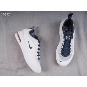 Nike Air Max Axis White Blue Shoes