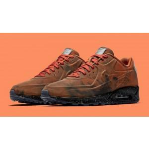 Nike Air Max 90 QS 'Mars Landing' Mars Stone/Magma Orange Shoes