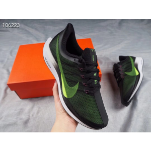Nike Zoom Pegasus 35 Turbo Black Lime Blast Grey Shoes