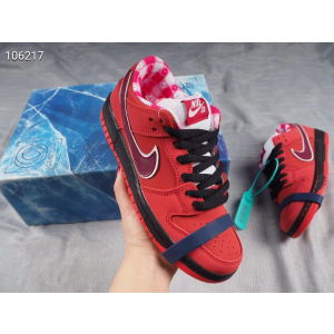 Nike SB Dunk Low PRO OG QS Red Shoes