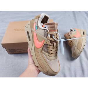 Off-White x Nike Air Max 90 Desert Shoes