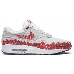 Air Max 1 'Sketch To Shelf - University Red' Shoes