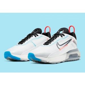 Nike Air Max 2090 White Blue Shoes