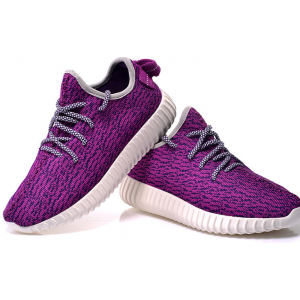 Adidas Yeezy Purple Shoes 350