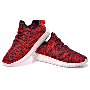 Adidas Yeezy Red shoes 350
