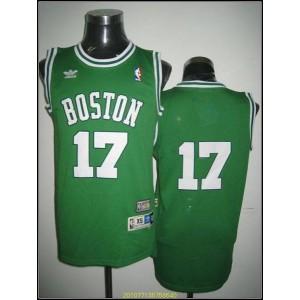 NBA Celtics 17 John Havlicek Green Throwback Men Jersey