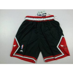 Chicago Bulls Black Basketball Shorts