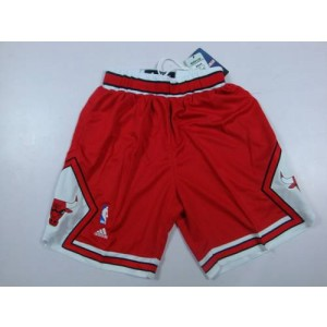 Chicago Bulls Red Basketball Shorts