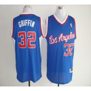 NBA Clippers 32 Blake Griffin Blue Revolution 30 Men Jersey