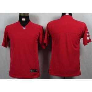 Youth Nike Kansas City Chiefs Blank Red NFL Game Jersey