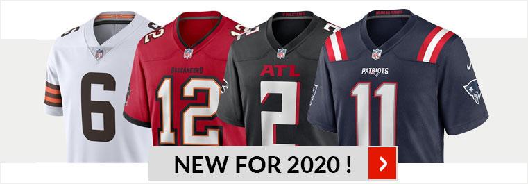 2020 nfl jersey new