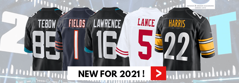 2021 nfl jersey new
